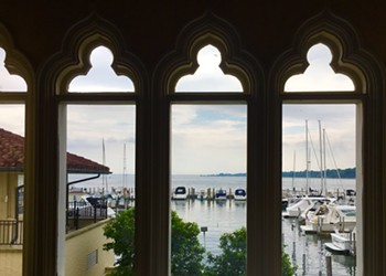 Behind the gates of Detroit's exclusive boat clubs