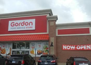 Gordon Food Service opens first Detroit store