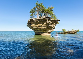 Port Austin is a journey to one of the natural wonders of Michigan