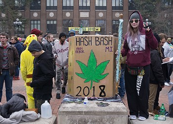 Legal marijuana is on the ballot in Michigan – but is the fight over?