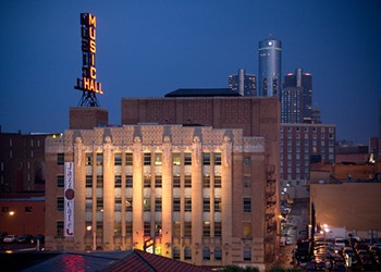 Detroit's Music Hall celebrate 90th anniversary with museum archive exhibition
