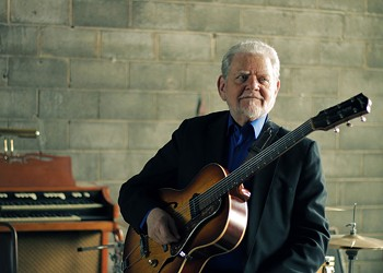 Jazz guitarist Ron English celebrates life on new record