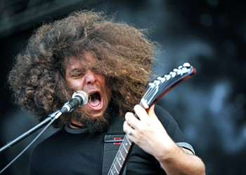 Coheed and Cambria announce metro Detroit date for co-headlining tour with Mastodon