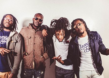 Detroit hip-hop group Clear Soul Forces prove they're no flash in the pan
