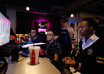 As esports gain popularity, restaurant gaming lounges are Detroit's new sports bars