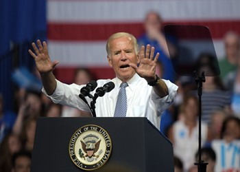 Joe Biden is out of step with most of the country on marijuana