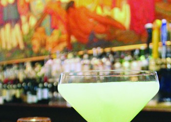 Truly the last word on the Last Word — the cocktail sensation that originated at the Detroit Athletic Club