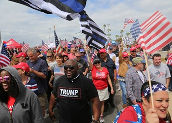 A whoop and holler: How Trump's supporters came to want authoritarianism