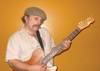 Self-taught Donald Angelo Schwenk has stuck to his musical beliefs over the last few decades