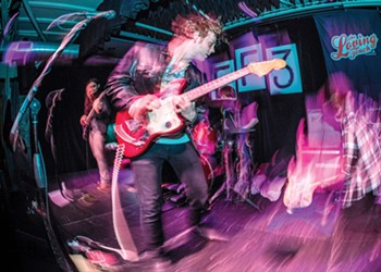 The ILL Itches carry Detroit garage rock into a new era