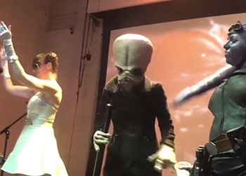 Star Wars comes alive at Detroit's Mos Eisley Cantina tonight