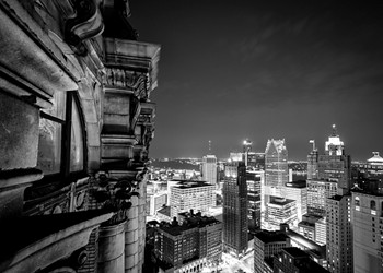 Photo exhibit tells Detroit's story through music, architecture