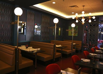 Celebrate the one-year anniversary of the re-imagined Jim Brady's Detroit with retro 1950s menu