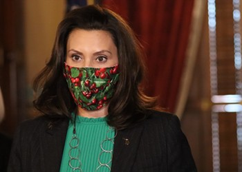 Gov. Whitmer says removing Rep. Johnson from committees 'too far'