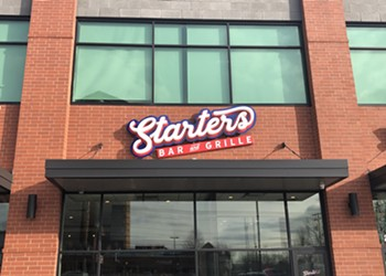 Starters Bar & Grille's Southfield location is now open