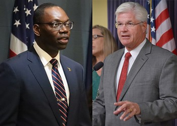 Lt. Gov. Gilchrist: It's time for Republican leaders to denounce Senate Majority Leader Shirkey