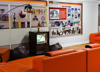 The nation's first Black-owned TV station, founded in Detroit, is now a historic landmark