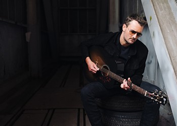 Eric Church announces 2022 concerts in Detroit and Grand Rapids