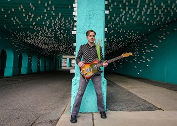 Great Lakes Myth Society's Timothy Monger lights the way with long-awaited solo effort