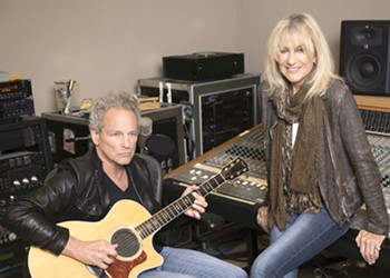 Christine McVie returns to find new (and old) magic with Lindsey Buckingham