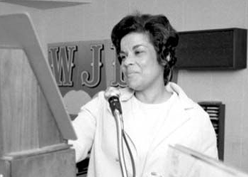 How Martha Jean 'the Queen' Steinberg helped calm Detroit during the summer of 1967