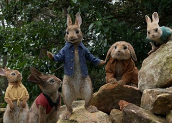 No one asked for this <i>Peter Rabbit</i> movie