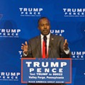 Ben Carson compared Trump's campaign to wrestling