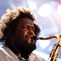 Let's talk about sax, baby — Kamasi Washington heads to Chene Park Amphitheatre