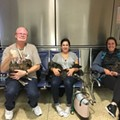 Metro Detroit man's rescue puppies comfort strangers in Seattle plane hijacking