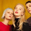 English indie trio Dream Wife serves up patriarchal revenge at El Club