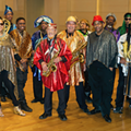 Sun Ra Arkestra brings their space-age sonic invasion to El Club