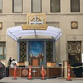 Detroit's Church of Scientology is getting ready to do... something