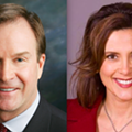 Schuette and Whitmer will appear together to answer audience questions at Motor City Casino