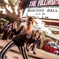 Monster's Ball, Friday, Oct. 26, the Fillmore.