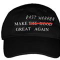 Detroit entrepreneur gives MAGA hats a Detroit-inspired makeover
