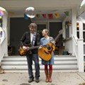 Folk duo the Weepies come out of hiding to celebrate anniversary at Magic Bag