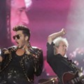 Real life or fantasy? Adam Lambert and Queen announce Detroit date for 'Rhapsody' tour
