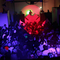 Sonic Blizzard at Tangent Gallery hosts a flurry of DJ's and bands for two-nights
