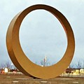 Sterling Heights erects $300k 'Golden Butthole' — spreads criticism and satire