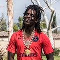 Chief Keef will fire up the Russell Industrial Center with Icewear Vezzo