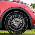 GM to begin testing puncture-proof, airless tires in Michigan this year