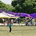 The Detroit Kite Festival is returning to Belle Isle in July