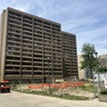 Wayne State to demolish problematic Helen L. DeRoy Apartments