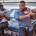 Black Violin's Kev Marcus on embracing stereotypes, meeting Obama, and why they might not pay a visit to the White House