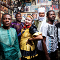 Tal National brings lush West African rock 'n' roll to Trinosophes