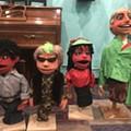Puppet karaoke? Yes, this year's Fringe Festival has puppet karaoke