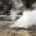 Steam spewing from Detroit's manhole covers is subject of new lawsuit