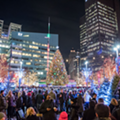Detroit's 16th annual tree lighting will have some of our favorite things — music, Olympic figure skating, and Santa Claus