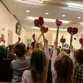 East Grand Rapids kindergartner's adoption cheered on by classmates