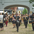 Kick brass and take names at the Detroit Party Marching Band's 10th anniversary shindig
